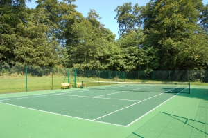 Tennis Court, Kinloss Estate